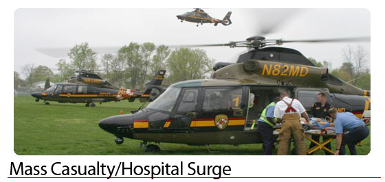 Mass Casualty/Hospital Surge